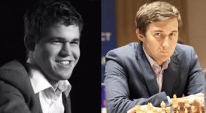 Carlsen - Karjakin